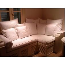 Μαξιλάρια καθίσματος και πλάτης ταπετσαρίες δεμίρης