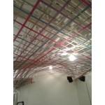 Επένδυση οροφής με ιμάντες