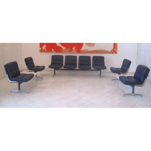 Καρέκλα υποδοχής αλλαγή ταπετσαρίας
